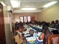 Assemblée pleinière des Leaders d'OSC et experts en pleine reflexion