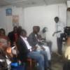 Consortium des ONG présent à la conférence de presse